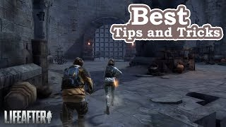 LIFEAFTER MOBILE- BEST TIPS AND TRICKS FOR BEGINNERS