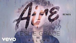Leslie Grace - Aire (Remix)[Cover Audio] ft. Maluma