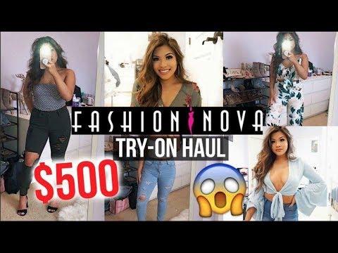 BIGGEST FASHION NOVA HAUL!! IS IT LEGIT?? 😱 EXPOSED PART 2!