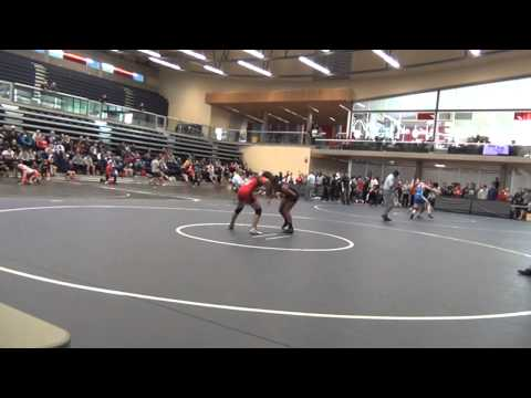 2014 SFU International: 48 kg Kaitlin Kucharski vs. Yolanda Lawes