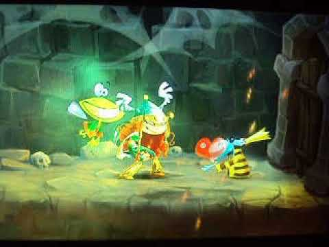 Rayman Legends Logros