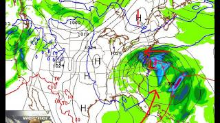 """Friday 22 Jan 2016 """"The Blizzard of 2016"""" by Vencore Weather"""