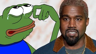 Pray For Kanye West, He Needs It..