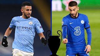 Riyad Mahrez VS Hakim Ziyech ● Skills Battle   The Champions League Winner 2021?