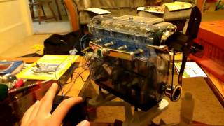 Time Lapse: Haynes Build-Your-Own Internal Combustion Engine