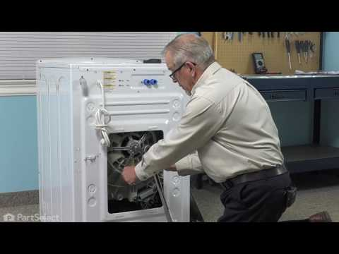 WBVH5300K0WW General Electric Washer Parts & Repair Help ... on