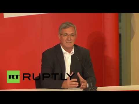 Germany: Govt has violated Greece's democratic sovereign rights, Die Linke says