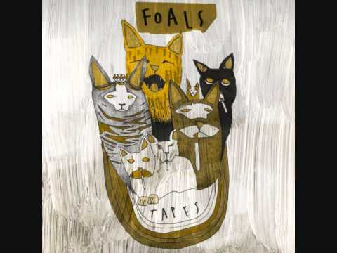 Confusion (Ma Afrika) - Foals Tapes