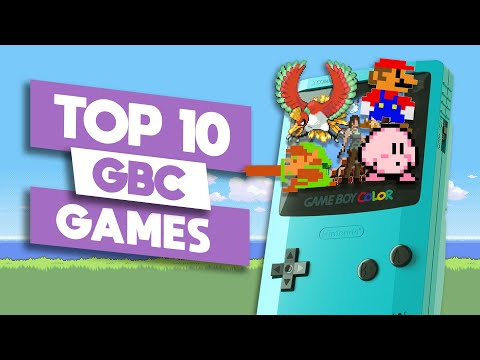 Top 10 Best Gameboy Color Games Of All Time