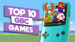 Top 10 Best Gamęboy Color Games Of All Time