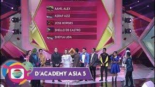 Gambar cover GAK MAU KALAH!!! Inilah Peserta Terpilih di Group 3  - D'Academy Asia 5