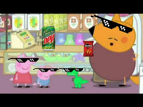 Mlg Peppa Pig Dank Meme Edition Youtube