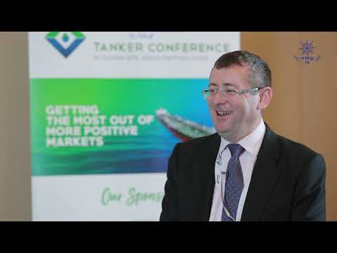 TMS Tanker Conference 2018, Chris Peters, CEO, Emirates Ship Investment Company