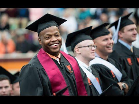Virginia Tech Spring 2016 University Commencement