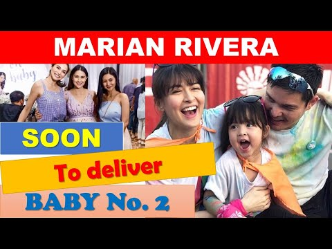 MARIAN RIVERA Soon to Deliver Baby Number 2 - 동영상