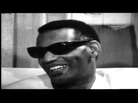 Ray Charles Interview (FRENCH) HD