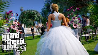 WIR HEIRATEN! - GTA 5 Real Life Mod