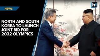 North and South Korea to launch joint bid for 2032 Olympics thumbnail