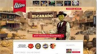 Elcarado.com dein ONLINE WESTERN CASINO   Slot Machine Games and More   20€ Bonus!