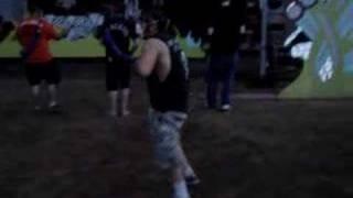 Video Drunk guy does funny chicken dance at rave download MP3, 3GP, MP4, WEBM, AVI, FLV Juni 2018