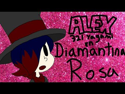 "ALEX321 YAGAMI EN ""DIAMANTINA ROSA""//Poyorch"