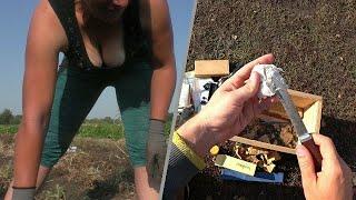 видео: ПОМОГ СОСЕДКЕ,А ОНА ОТДАЛА ЭТО.Находки на барахолке.Вскрыл ящик.