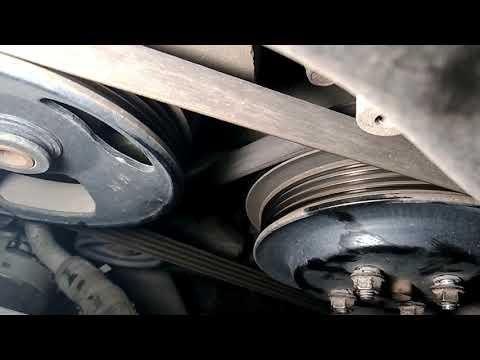 Замена ремня генератора на  H3 New Turbo