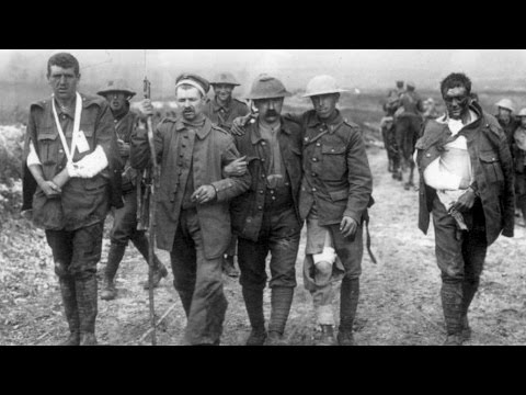 War, Health and Medicine: The medical lessons of World War I - Professor Mark Harrison