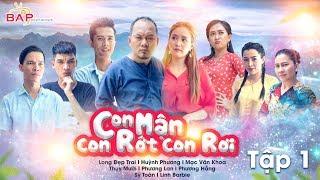 Hài 2020 CON MẬN CON RỚT CON RƠI - Tập 1 | Long Đẹp Trai, Huỳnh Phương, Mạc Văn Khoa, Phương Hằng