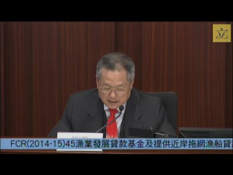 First Finance Committee meeting(2015/01/23)
