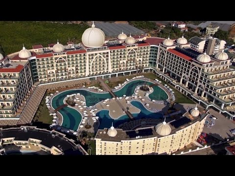 Alan Xafira De Luxe Resort & SPA Alanya Turkey