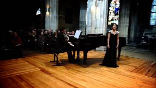 Gabriel Fauré 1845 1924 Les Roses D Ispahan Helia Samadzadeh Soprano