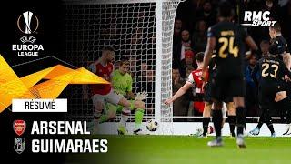 Résumé : Arsenal 3-2 Guimaraes - Ligue Europa J3