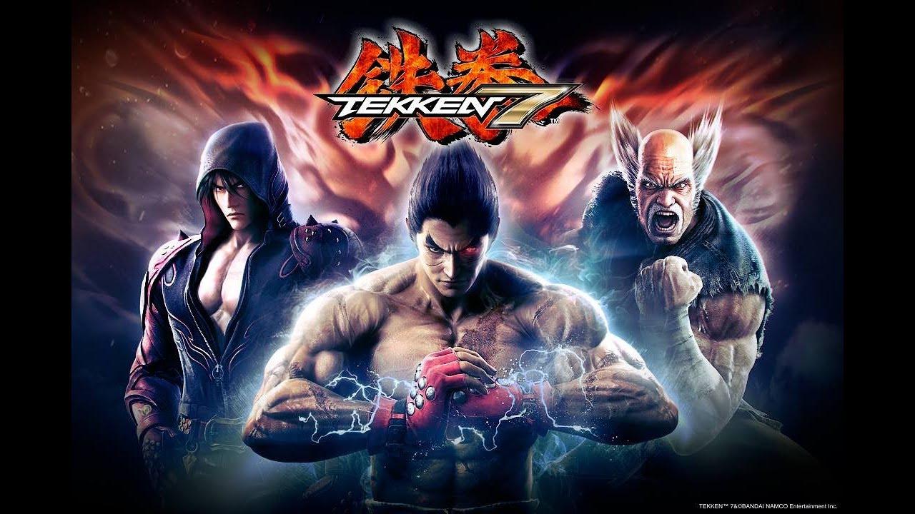 Download Tekken 7 Fated Retribution Game movie (mishima saga) (HD)