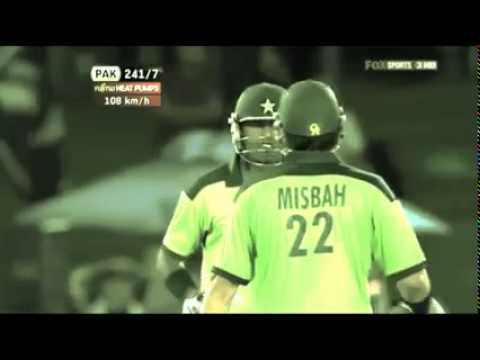 A Tribute to Misbah-Ul-Haq