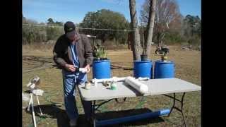 Hydraulic Ram Pump (The Build)