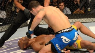 Anderson Silva Knocked Out - UFC162