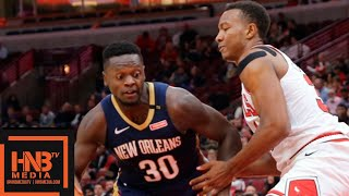 New Orleans Pelicans vs Chicago Bulls Full Game Highlights | 30.09.2018, NBA Preseason
