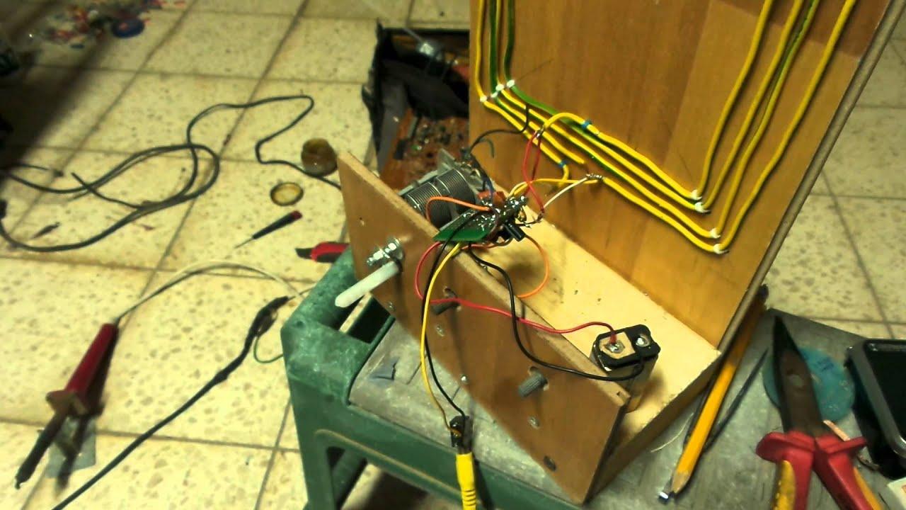 схема радио ванюша