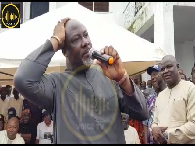 Dino Sings New SONG For Gov.Yahaya Bello During Campaign