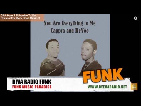 Cappra devoe you are everything to me diva radio youtube - Diva radio disco ...