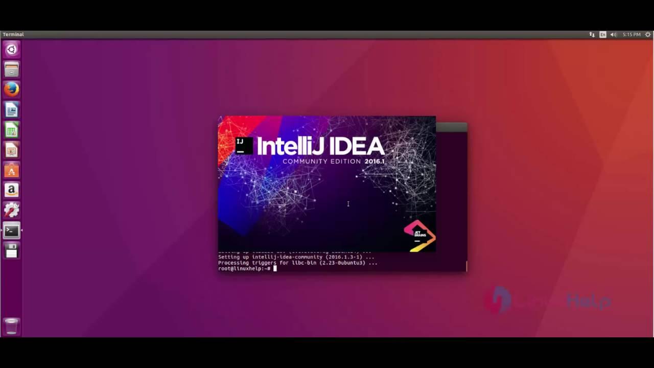 How to install intelliJ IDEA in Ubuntu | LinuxHelp Tutorials