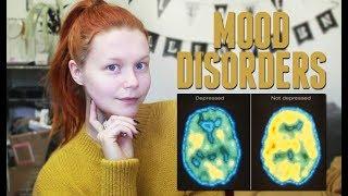 MOOD DISORDERS   depressive & bipolar disorders