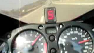 Hayabusa - top speed