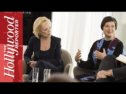Sexism in Hollywood: Isabella Rossellini & Claudie Ossard Women in Motion