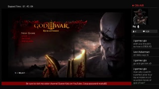 God of War 3 - Zeus must die! Face the wrath of Kratos!