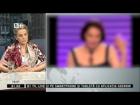 TERAPIE DE SOCIETATE CU ILIE MARINESCU - INVITATA SPECIAL: Maia Morgenstern PARTEA 2 DIN 2