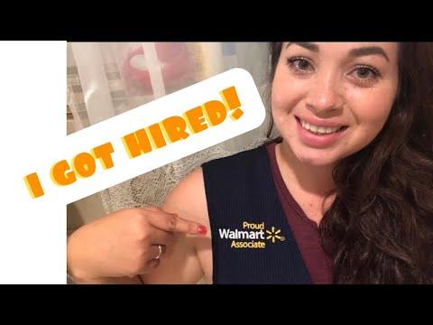 Walmart Interview & Hiring Orientation Process 2017