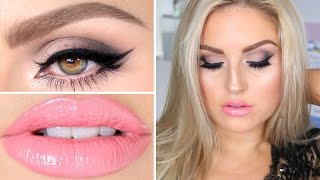 Скачать Sexy Flawless Bombshell Makeup Tutorial Shaaanxo BrowBattle