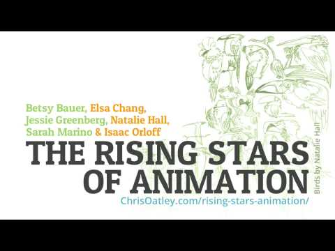 The Rising Stars Of Animation :: ArtCast #59